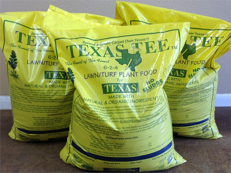 TEXAS TEE LAWN FOOD - 6-2-4, $39 90 SHIPPING INCLUDED